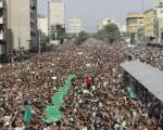Iran - scontri nell'anniversario della rivoluzione