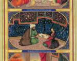 Les Mille et Une Nuits, mostra all'Istitut du Monde Arabe, dal 27 Novembre al 28 Aprile 2013