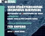 XI edizione della biennale di Istanbul