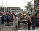 Iraq, serie di attentati