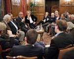 LIBIA - Riunione della coalizione a Doha per decidere la strategia futura